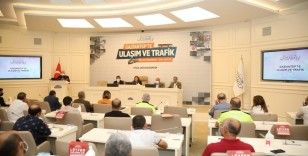 Gaziantep'te Ulaşım ve Trafik Bilgilendirme Toplantısı yapıldı