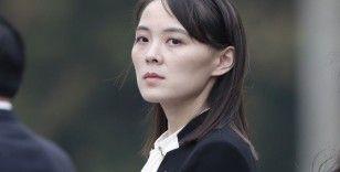 Kuzey Kore lideri Kim'in kız kardeşinden Güney Kore'ye füze tepkisi
