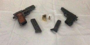 Elazığ'da ruhsatsız silah operasyonu: 1 şüpheli yakalandı