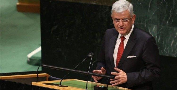 Dışişleri Bakanlığı, BM 75. Genel Kurul Başkanlığı görevini başarıyla tamamlayan Volkan Bozkır'ı kutladı