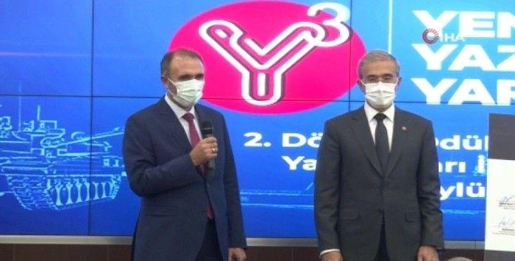 Savunma Sanayii Başkanı Demir: '47 Ar-Ge projesini başarıyla tamamladık, 62 proje devam ediyor'