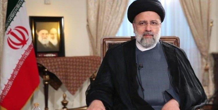 İran Cumhurbaşkanı Reisi: Komşu ülkelerle ilişkilerin güçlendirilmesi İran'ın temel önceliklerindendir