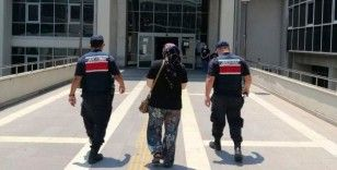 Jandarmadan Çivril'de 3. fuhuş operasyonu; 2 gözaltı