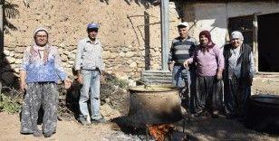Bölgeye has toprakla kaynatılıyor, kilosu 40 TL'den satılıyor