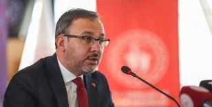 Gençlik ve Spor Bakanı Kasapoğlu'ndan Ampute Futbol Milli Takımı'na tebrik