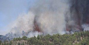 Kanarya Adaları'nda yanardağ patlaması