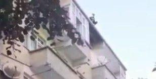 Bayrampaşa'da intihar girişiminde bulunan vatandaşı milletvekili ikna etti