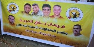 Filistinli tutuklu Kemamci'nin babası: 6 esir mesajlarını dünyaya ulaştırmayı başardı