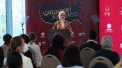 Emine Erdoğan 'Osmanlı'nın Amerika'sı' belgesel filminin ABD'deki tanıtımına katıldı