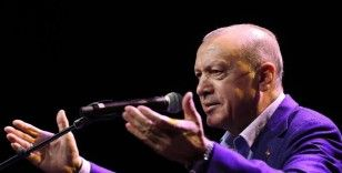 """Cumhurbaşkanı Erdoğan, """"İslam düşmanlığı ve yabancı karşıtlığı bugün artık siyaseti esir aldı"""""""