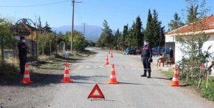 Adıyaman'da 339 ev Kovid-19 karantinasına alındı