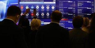 Rusya'da Duma seçimlerinden Putin'in partisi Birleşik Rusya birinci çıktı