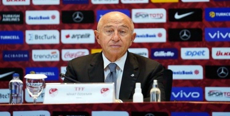 TFF Başkanı Nihat Özdemir: 'Kuntz, Türkiye'nin ilk yabancı hocası olmayacak'