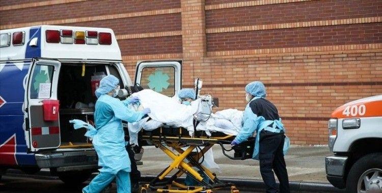 ABD'de Kovid-19 nedeniyle 2 bin 516 kişi hayatını kaybetti