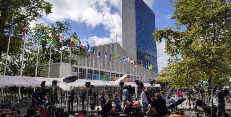 Dünya liderlerinin bir araya geldiği New York'ta geniş güvenlik önlemleri alındı