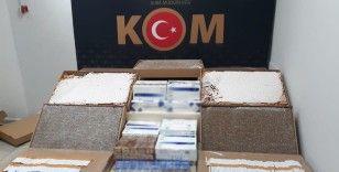 İzmir'de 10 ayrı kaçakçılık operasyonunda 16 şüpheli yakalandı