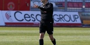 Kayserispor-Galatasaray maçının VAR'ı Hakan Ceylan