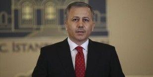 İstanbul Valisi Ali Yerlikaya'dan 3'üncü doz aşı paylaşımı