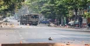 BM: Myanmar'da askeri darbeden bu yana 1100'den fazla kişi öldü