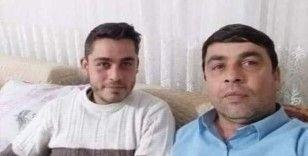 Kazada ölen baba oğul, toprağa verilmek üzere memleketlerine gönderildi