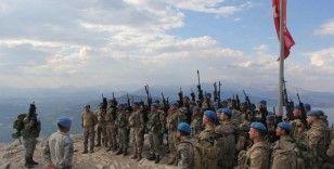 MSB: 'Jandarma Komandolarına 'Yaya İntikallerde Harekât Tarzları' eğitimi verildi'