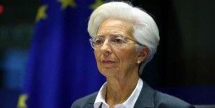 ECB Başkanı Lagarde: Avro Bölgesi enflasyonunda artış geçici