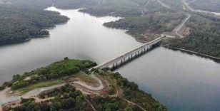 İstanbul barajlarında doluluk oranı son 8 ayın en düşük seviyesine indi