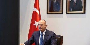 """Bakan Çavuşoğlu: """"Türkevi'ni insanlık için çalışan herkes kullanabilir"""""""