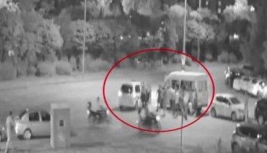 Ankara'daki 'laf atma' cinayetinin görüntüleri ortaya çıktı