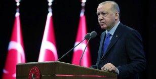 Cumhurbaşkanı Erdoğan'dan Türk Dil Bayramı mesajı: Türkçemize sahip çıkmanın hayati önemi haizdir