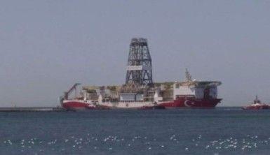Yavuz, Karadeniz görevine hazırlanıyor