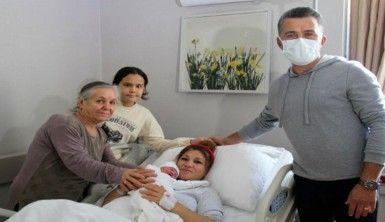 Trafikte doğum sancısı tutan kadını hastaneye polis yetiştirdi