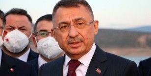 Fuat Oktay: 'Bölgesinde söz söyleyen, sözü dinlenen, masa ve sahada olan bir Türkiye var'