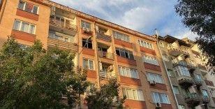 Bursa'da korkutan yangın: Faciadan son anda kurtuldular