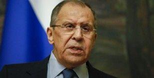 """Rusya Dışişleri Bakanı Lavrov: """"Terörist grupların İdlib'ten çıkarılması gerekiyor"""""""