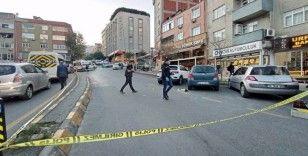 Kağıthane'de akrabalar arasında silahlı kavga: 1 yaralı