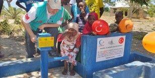 Cansuyu, Tanzanya'da 20 su kuyusu açtı