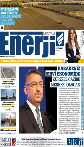 Enerji Dünyası - Ekim 2021
