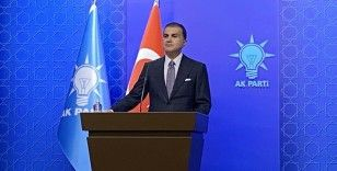 """Ömer Çelik: """"AK Parti laik devlet düzenini savunmaktadır"""""""