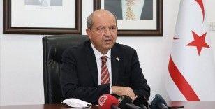 KKTC Cumhurbaşkanı Tatar, Rum kesiminin Doğu Akdeniz'de tansiyonu artırmasına tepki gösterdi