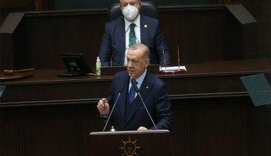 Cumhurbaşkanı Erdoğan: İlk dört maddenin değişmesi fikri CHP'nin mi, Kılıçdaroğlu'nun mu?