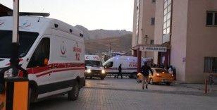 Hakkari'de maden ocağında göçük: 2 ölü, 1 yaralı