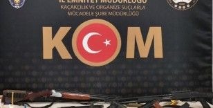Suç örgütlerine yönelik 'Sahil Rüzgarı-2' operasyonunda Antalya'da 14 şüpheli yakalandı