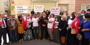 Evlat nöbetine bir destek de Yenişehir'den geldi