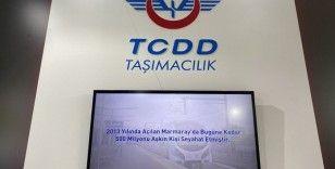 """TCDD Taşımacılık A.Ş. Genel Müdürü Pezük: """"Sefer sayılarımızı 40 sefere çıkardık"""""""