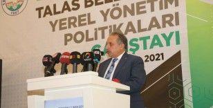 Talas Belediyesi'nden Yerel Yönetim Politikaları Çalıştayı