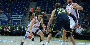 Basketbol Süper Ligi: Bahçeşehir Koleji: 78 - Fenerbahçe Beko: 79
