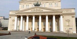 Rusya'daki Bolşoy Tiyatrosu'nda kaza: 1 ölü