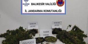 Balıkesir'de 53 kişi gözaltına alındı