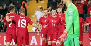Kerem Aktürkoğlu ilk golünü kaydetti